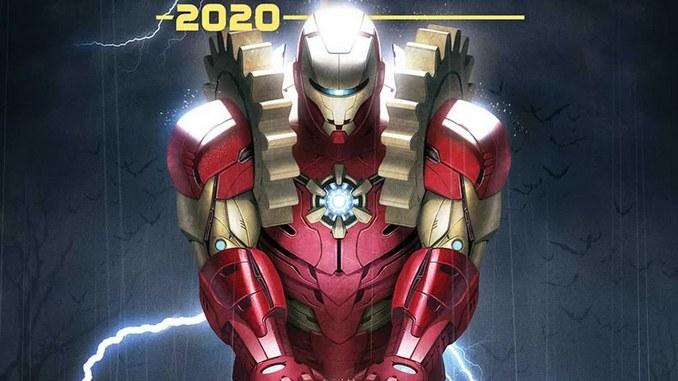 Iron Man 2020 : Tony Stark perdu dans une des pires catastrophes éditoriales de Marvel Comics