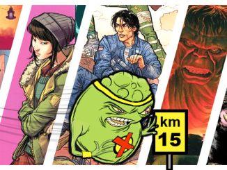 critiques doopiennes marathon comics 3