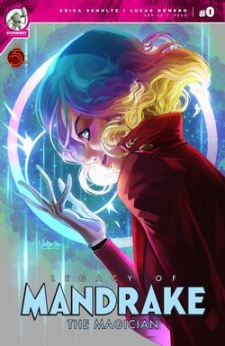 Legacy of Mandrake the Magician