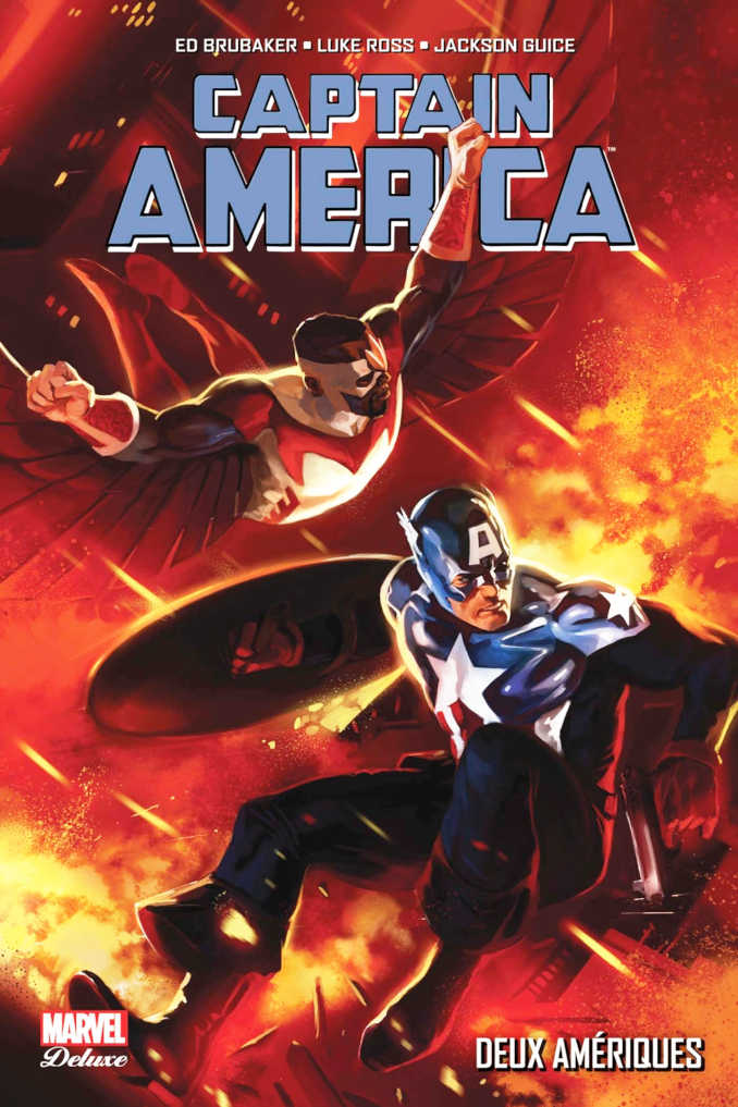 chronologie albums collection comics captain america