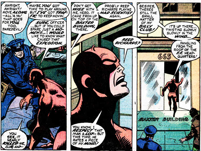 marvel two-in-one 3 chose daredevil