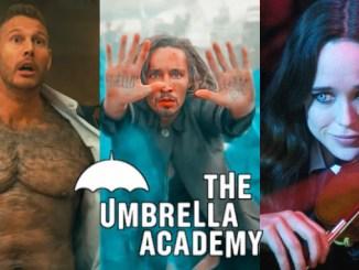 umbrella academy pouvoirs