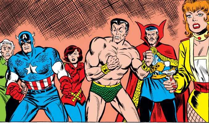 WandaVision comics