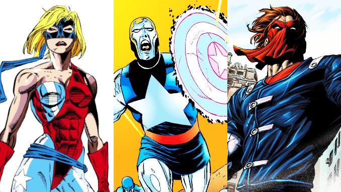 équipier Captain America