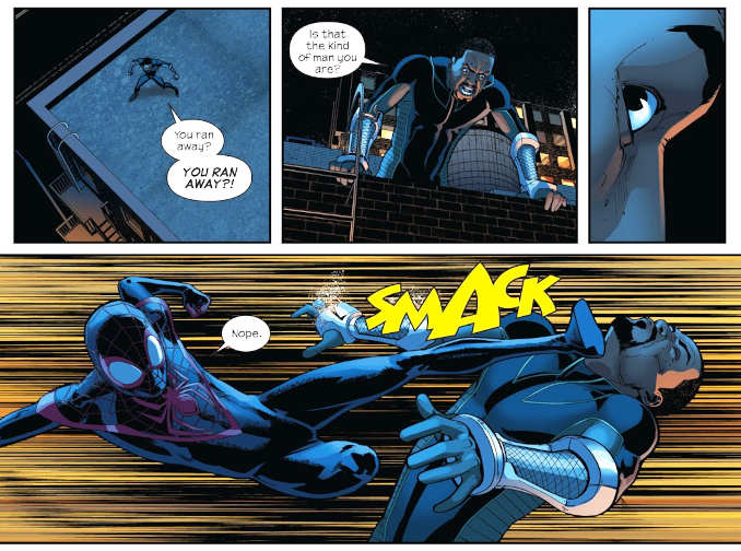 comics Miles Morales tome 2