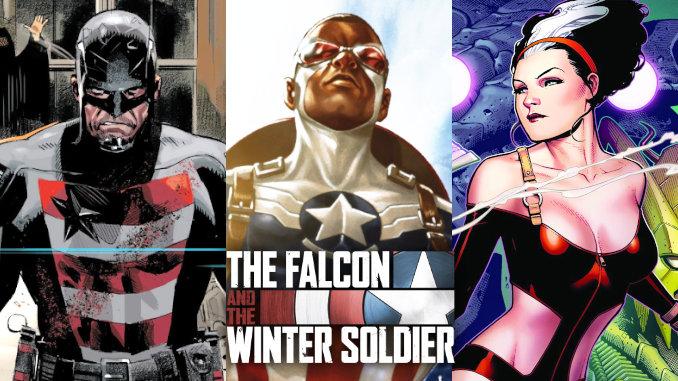 Falcon et le Soldat de l'hiver : 10 COMICS qui ont inspiré la série Disney + et les RÉFÉRENCES cachées que vous n'avez (peut-être) pas vues !