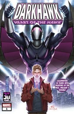 Darkhawk : Heart of the Hawk 1