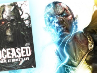 comics DCeased Hope At World's End