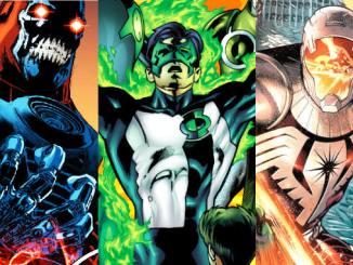 rivaux corps green lantern