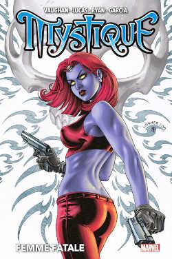 Mystique Femme Fatale comics