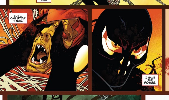 Spider-Man : Spider's Shadow 1