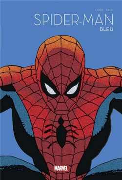 Spider-Man : Bleu Couv