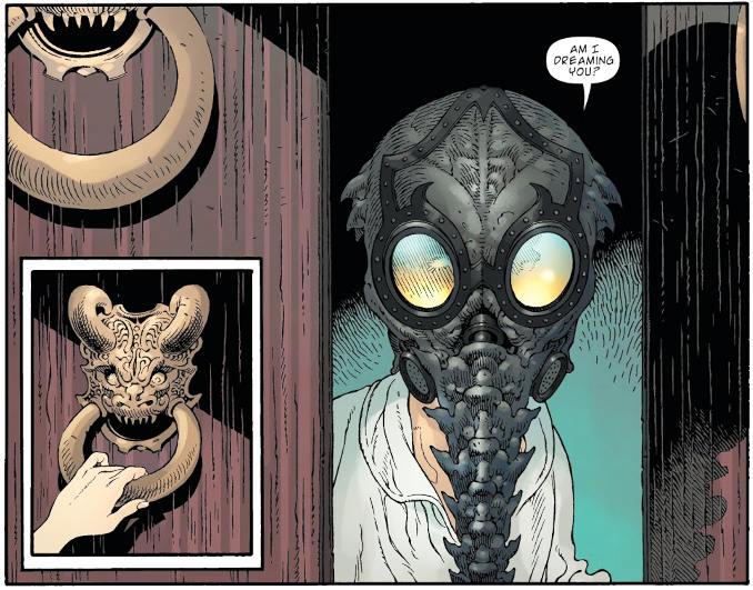 Locke & Key / The Sandman Hell & Gone