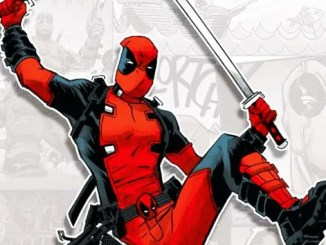 comics deadpool marvel-verse