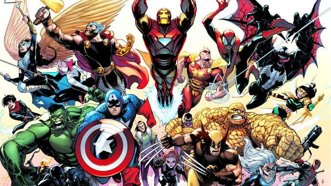 vote meilleurs persos Marvel