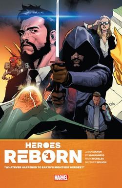 Heroes Reborn n°1