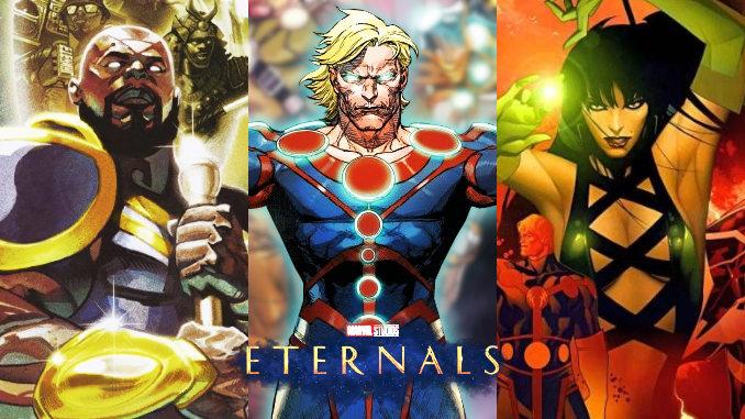 eternels Marvel