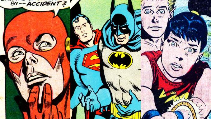 histoires oubliées DC Comics