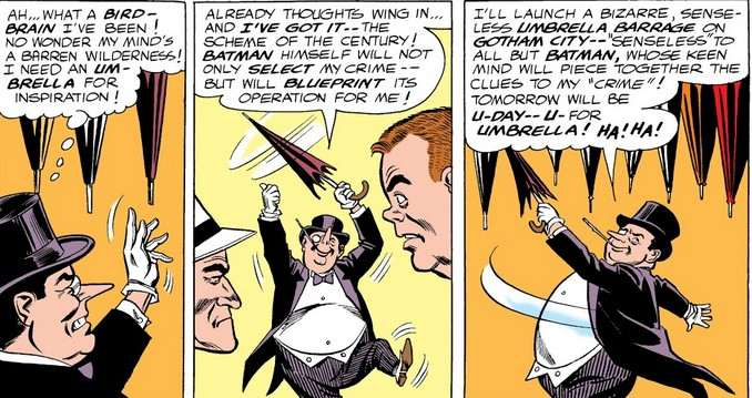 Batman Arkham Le Pingouin