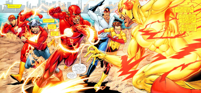 Flashpoint prelude