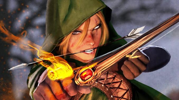 Grimm Fairy Tales Robyn Hood origins