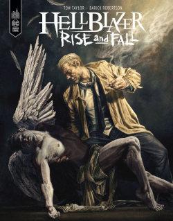 Hellblazer rise & fall john constantine