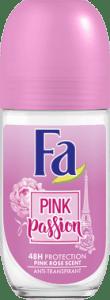 Νεα σειρα αποσμητικων Fa Pink Passion!
