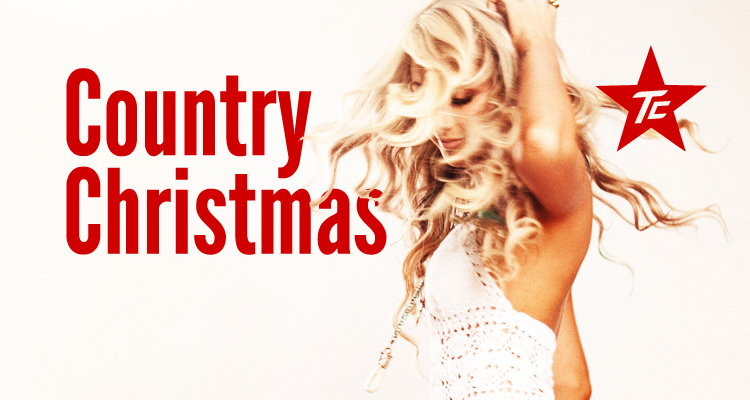 Top Country Christmas Playlist