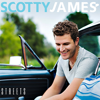 Scotty James Streets - New Country Releases