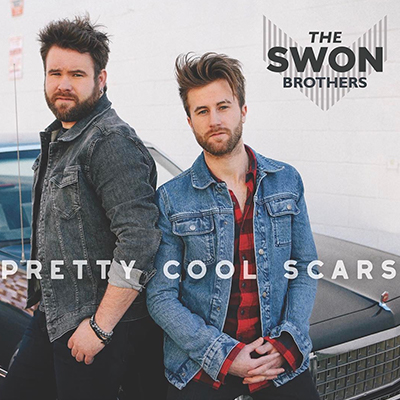 Swon Brothers Pretty Cool Scars - New Country Releases