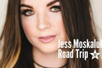Jess Moskaluke Road Trip Playlist