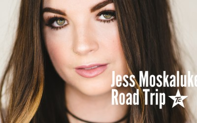 Jess Moskaluke Road Trip Playlist
