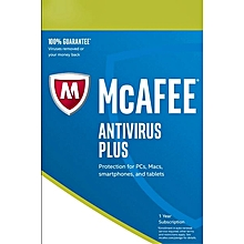 Download McAfee Antivirus Plus 2019 Crack Free 6 Months Trial Full Version
