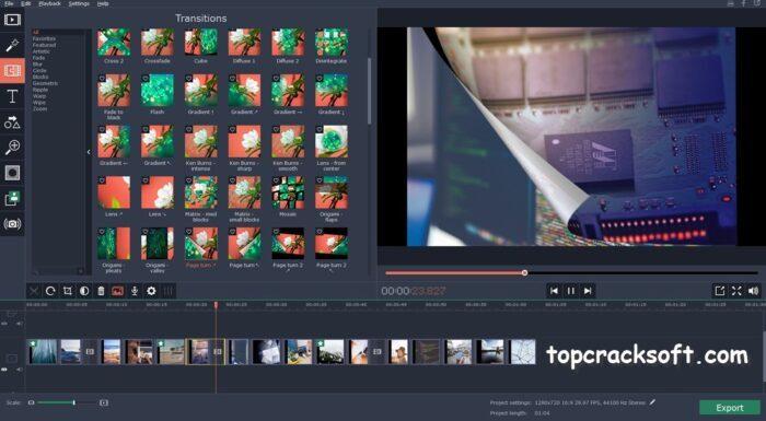 Movavi Slideshow Maker 7.0 Crack + Full Activation Key [2021]