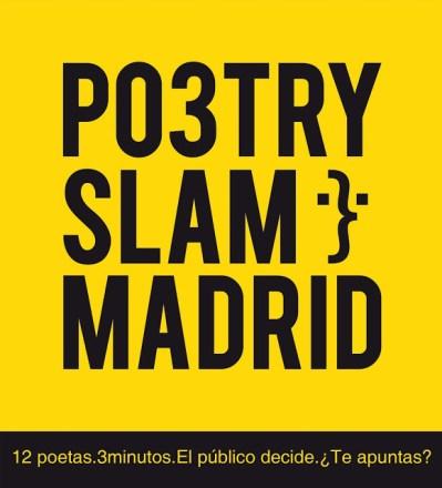 II Poetry Slam Internacional de Madrid