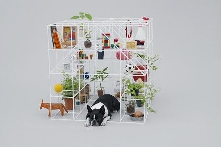 rchitecture for Dogs. Sou Fujimoto Foto©Hiroshi Yoda