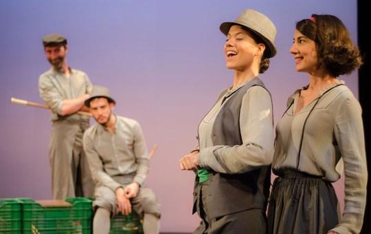 Don Gil de las calzas verdes en los Teatros Luchana