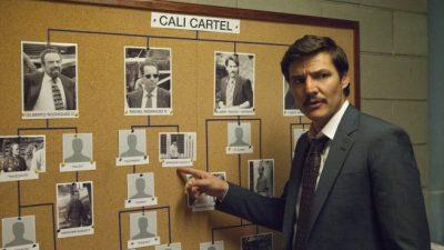 Tercera temporada Narcos Netflix