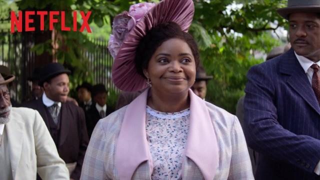 Netflix estrena Madam C. J. Walker: Una mujer hecha a sí misma