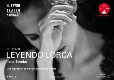 Leyendo Lorca