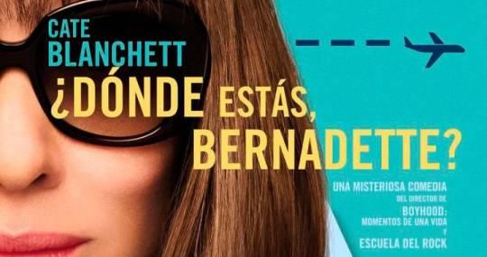 Dónde estás Bernardette