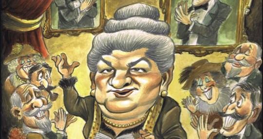 Biografía canalla Emilia Pardo Bazán