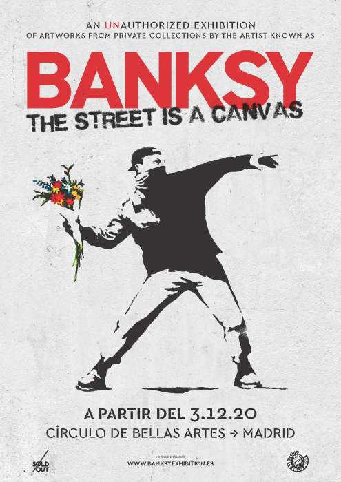 BANKSY The street is a canvas