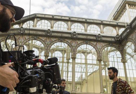 Programa residencias Academia cine