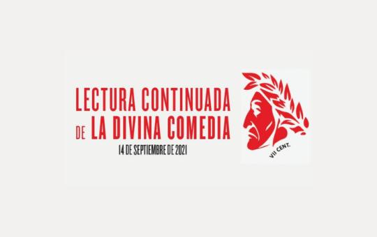 Lectura continuada de' La divina comedia'