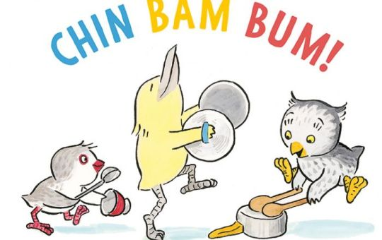Chin Bam Bum!