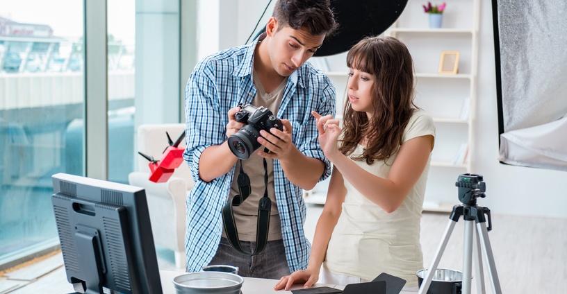 curso de fotografia online y gratis