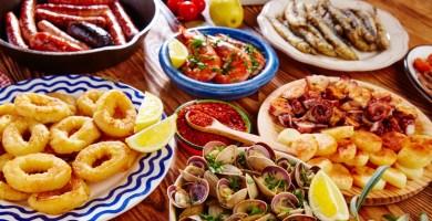 platos tipicos cocina español