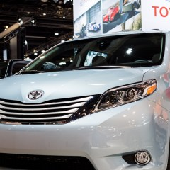 2015 Toyota Sienna | A Great Family Car