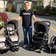 Graco Modes Sport vs. Original Stroller Models